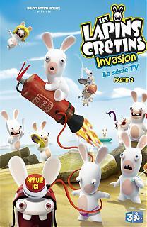 Les Lapins Crétins - L'invasion (2ème partie)