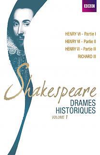 Shakespeare Drames historiques - Volume 1
