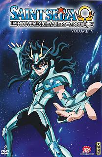 Saint Seiya Omega : Les nouveaux chevaliers du Zodiaque - Volume 4