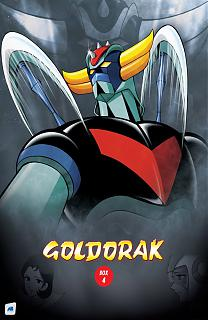 Goldorak - Coffret 3 DVD (Volume 4)