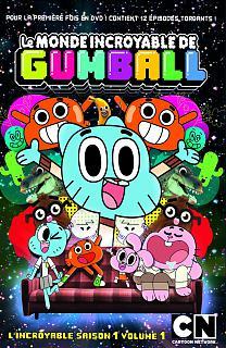 Le Monde Incroyable de Gumball - Saison 1 (Vol. 1)