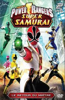 Power Rangers Super Samurai - Le retour du maître
