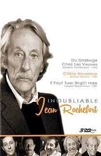 Coffret Inoubliable Jean Rochefort