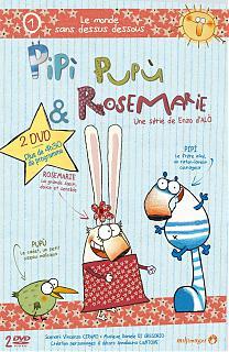 Pipi, Pupu et Rosemarie - Le monde sans dessus dessous (vol.1)
