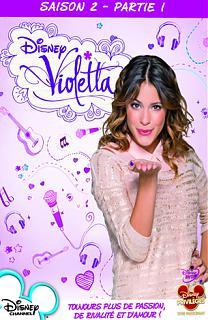 Violetta - Saison 2 (partie 1)