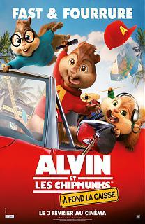 Alvin et les Chipmunks : � Fond la Caisse