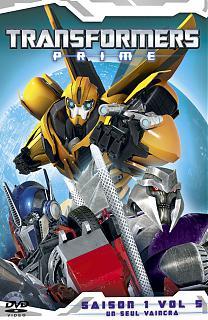 Transformers Prime - Saison 1 Vol. 5 : Un seul vaincra