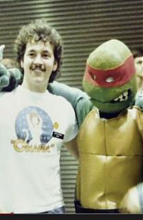 Turtle Power : The Definitive History of the Teenage Mutant Ninja Turtles