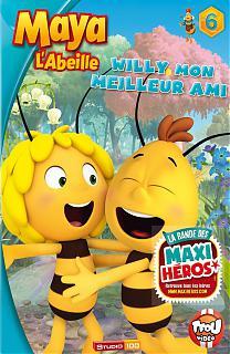 Maya l'abeille - Willy mon meilleur ami
