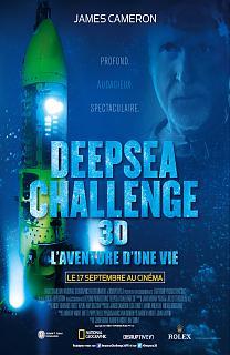 Deepsea Challenge 3D - L'aventure d'une vie