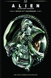 Alien : Le Coffret Blu-Ray 35ème Anniversaire