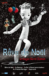 Rêve de Noël - La magie Karel Zeman