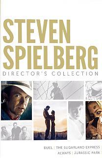 Le Coffret Blu-Ray Steven Spielberg