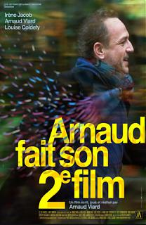 Arnaud fait son 2�me film