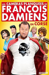 Les Caméras planquées de François Damiens... en Corse