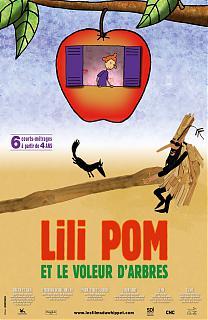 Lili Pom et le voleur d'arbres
