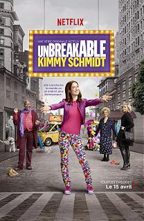 Unbreakable Kimmy Schmidt - Saison 2