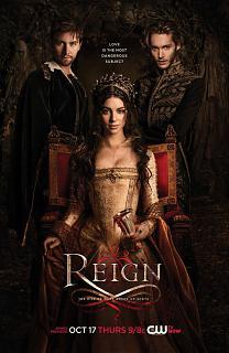 Reign : Le Destin d'une Reine - Saison 1