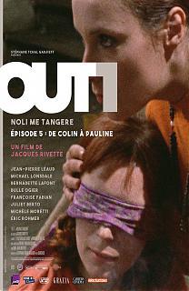 Out 1 : Noli me Tangere 5 - De Colin à Pauline