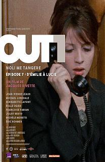 Out 1 : Noli me Tangere 7 - D'Émilie à Lucie