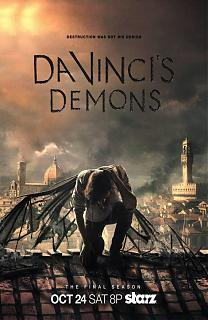 Da Vinci's Demons - saison 3