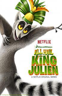Roi Julian ! L'Élu des Lémurs - Saison 1