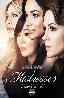 Mistresses - Saison 1