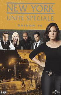 New York Unité Spéciale - Saison 15