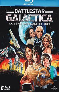 Battlestar Galactica - Intégrale Blu-Ray