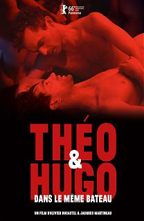 Th�o et Hugo dans le m�me Bateau