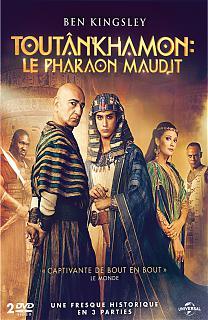 Tout�nkhamon : Le pharaon maudit