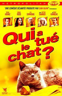 Qui a tué le chat ?