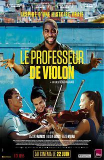 Le Professeur de Violon