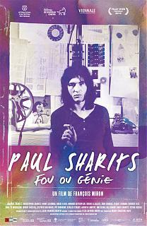 Paul Sharits - Fou ou génie