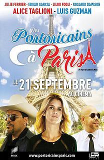 Des Porto-Ricains à Paris