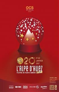 20ème Festival International du Film de Comédie de l'Alpe d'Huez 2017