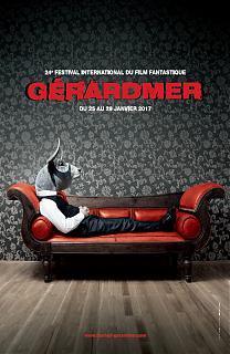 24ème Festival de Gérardmer - Fantastic' arts 2017