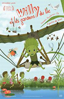 Willy, les gardiens du lac