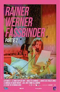 Rétrospective R. W. Fassbinder partie 2