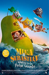 Mika & Sebastian, l'aventure de la poire géante