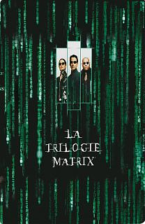 Coffret Matrix : La trilogie