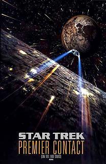 Star Trek 8 : Premier Contact