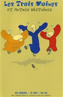 Les trois moines et autres histoires
