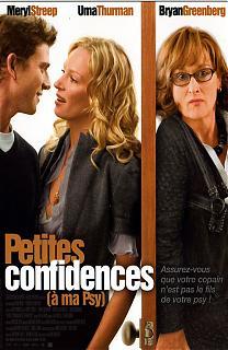 Petites confidences (� ma psy)