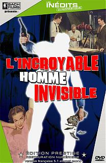 L'Incroyable homme invisible