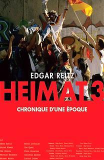 HEIMAT 3 Chronique d'une époque