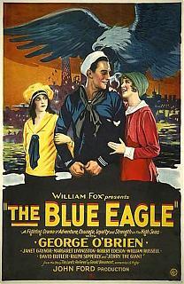 L'aigle bleu