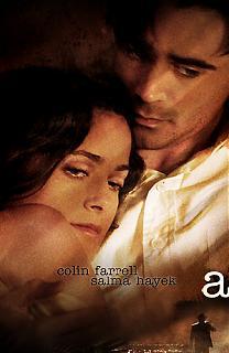 Mariage blanc entre Colin Farrel & Salma Hayek : Voir la bande-annonce d'Ask the Dust