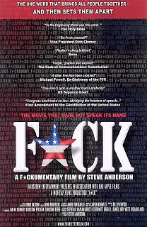 Un documentaire am�ricain sur le mot Fuck� Voir la bande-annonce !