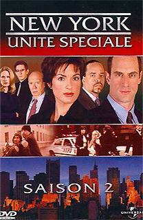New York Unité Spéciale - Saison 2